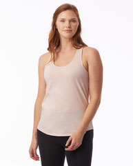 Alternative Ladies' Shirttail Satin Jersey Tank 04031C1
