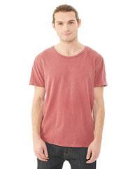 Alternative Men's Heritage Garment-Dyed Distressed T-Shirt