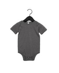 Bella + Canvas Infant Jersey Short-Sleeve One-Piece 100B
