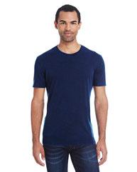 Threadfast Apparel Unisex Cross Dye Short-Sleeve T-Shirt 115A