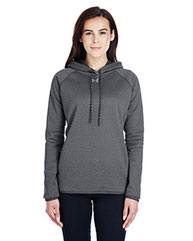 Under Armour Ladies' Double Threat Armour Fleece® Hoodie