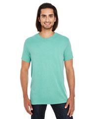 Threadfast Apparel Unisex Pigment-Dye Short-Sleeve T-Shirt 130A