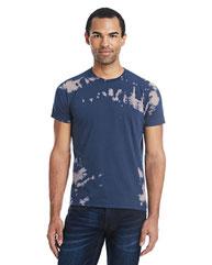 Tie-Dye Bleach Out T-Shirt 1385