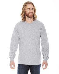 American Apparel Unisex Fine Jersey Long-Sleeve T-Shirt 2007W