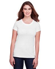 Threadfast Apparel Ladies' Triblend Short-Sleeve T-Shirt 202A