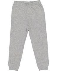 Rabbit Skins Toddler Baby Rib Pajama Pant