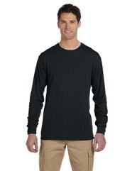 Jerzees Adult 5.3 oz. DRI-POWER® SPORT Long-Sleeve T-Shirt 21ML