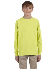 Jerzees Youth 5.6 oz. DRI-POWER® ACTIVE Long-Sleeve T-Shirt 29BL