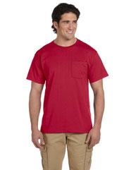 Jerzees Adult 5.6 oz. DRI-POWER® ACTIVE Pocket T-Shirt 29P