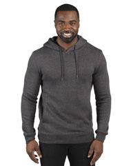 Threadfast Apparel Unisex Ultimate Fleece Pullover Hooded Sweatshirt