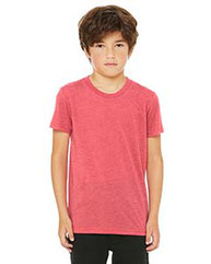 Bella + Canvas Youth Triblend Short-Sleeve T-Shirt 3413Y