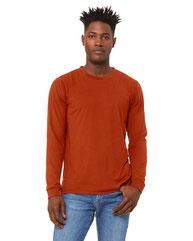 Bella + Canvas Unisex Jersey Long-Sleeve T-Shirt 3501