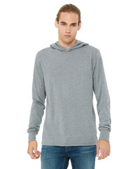 Bella + Canvas Unisex Jersey Long-Sleeve Hoodie 3512