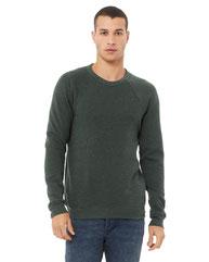 Bella + Canvas Unisex Sponge Fleece Crewneck Sweatshirt 3901