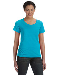 Anvil Ladies' Featherweight Scoop T-Shirt