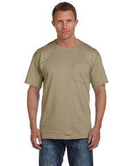 Fruit of the Loom Adult 5 oz. HD Cotton™ Pocket T-Shirt 3931P