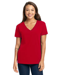Next Level Ladies' Relaxed V-Neck T-Shirt 3940
