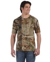 Code Five Men's Realtree Camo T-Shirt 3980