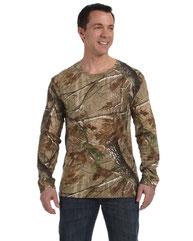 Code Five Men's Realtree Camo Long-Sleeve T-Shirt 3981