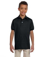 Jerzees Youth 5.6 oz. SpotShield™ Jersey Polo 437Y