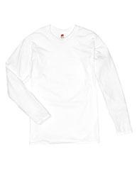 Hanes Adult 4.5 oz., 100% Ringspun Cotton nano-T® Long-Sleeve T-Shirt 498L