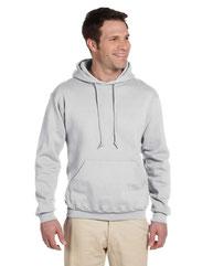Jerzees Adult 9.5 oz., Super Sweats® NuBlend® Fleece Pullover Hood