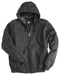 Dri Duck Men's Laramie Canvas Hooded Jacket 5034