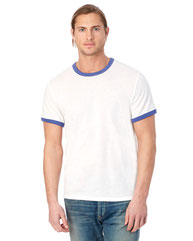 Alternative Unisex Keeper Ringer T-Shirt