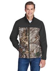 Dri Duck Men's Poly Spandex Motion Softshell Jacket 5350