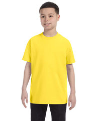 Hanes Youth 6 oz. Authentic-T T-Shirt 54500