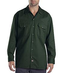 Dickies Men's 5.25 oz./yd˛ Long-Sleeve WorkShirt 574