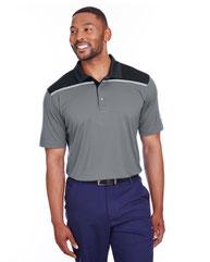 Puma Golf Men's Bonded Colorblock Polo 596805