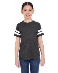 LAT Youth Football Fine Jersey T-Shirt 6137