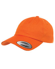 Yupoong Adult Low-Profile Cotton Twill Dad Cap 6245CM