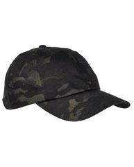 Yupoong Low Profile Cotton Twill Multicam® Cap 6245MC