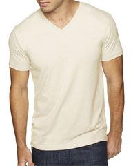 Next Level Men's Sueded V-Neck T-Shirt 6440