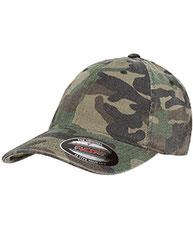 Flexfit Adult Cotton Camouflage Cap 6977CA