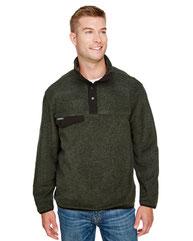 Dri Duck Men's Denali Fleece Pullover Jacket 7352