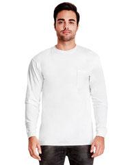 Next Level Adult Power Pocket T-Shirt 7451S
