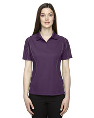 Extreme Ladies' Eperformance™ Velocity Snag Protection Colorblock Polo with Piping 75107