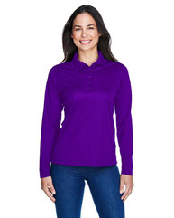 Extreme Ladies' Eperformance™ Snag Protection Long-Sleeve Polo 75111