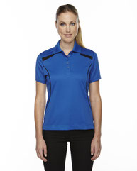 Extreme Ladies' Eperformance™' Tempo Recycled Polyester Performance Textured Polo 75112