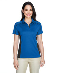 Extreme Ladies' Eperformance™ Fuse Snag Protection Plus Colorblock Polo 75113