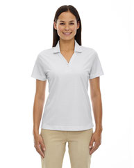 Extreme Ladies' Eperformance™ Launch Snag Protection Striped Polo