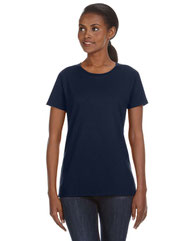 Anvil Ladies' Midweight Mid-Scoop T-Shirt