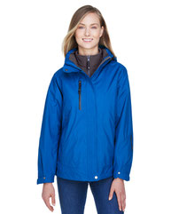 North End Ladies' Caprice 3-in-1 Jacket with Soft Shell Liner 78178