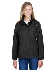 Core 365 Ladies' Profile Fleece-Lined All-Season Jacket 78224