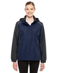 Core 365 Ladies' Inspire Colorblock All-Season Jacket 78225