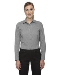 North End Ladies' Mélange Performance Shirt 78802
