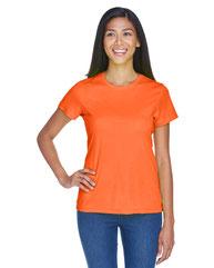 UltraClub Ladies' Cool & Dry Sport Performance InterlockT-Shirt